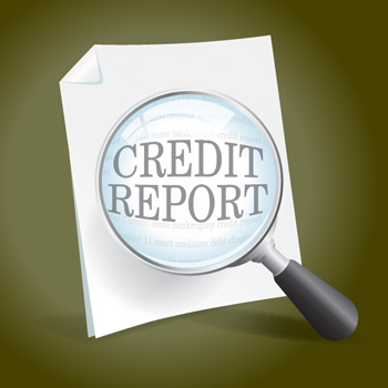 Spyglass on credit report