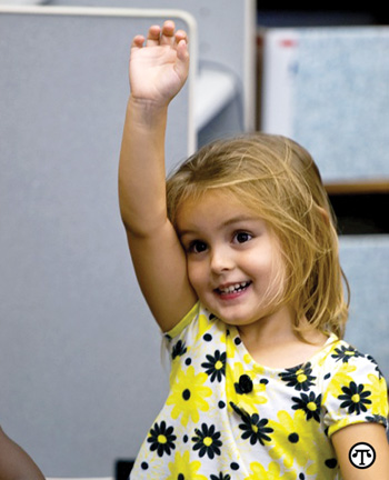 Raise your hand if your child is ready for school—an online test can help you tell.