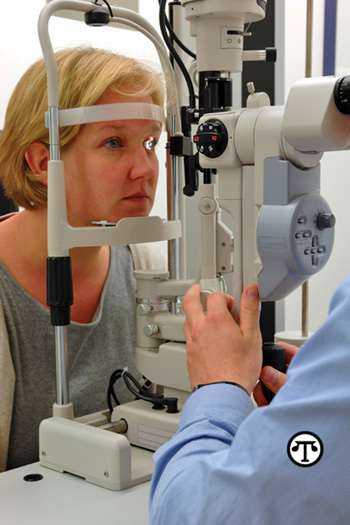 Annual retina eye exams are the best way to catch developing eye diseases