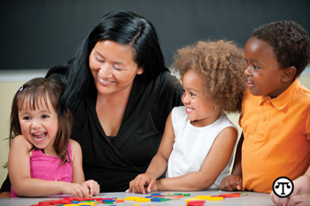 A good early childhood education can prepare children for success