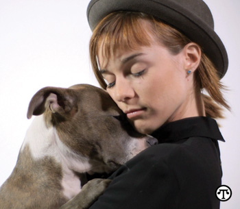 Recently, actress Renée Felice Smith loaned her time and talent to film a PSA that promotes a program that uses pets to teach kids social skills.