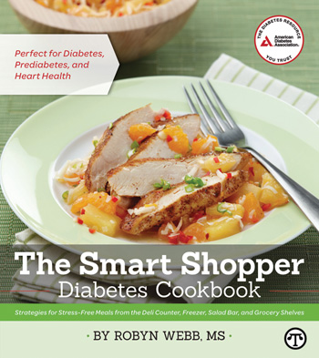 A new book is designed to help readers feel at home with diabetes meal planning.