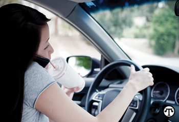 The problem of texting while driving is taking on even more significance for both parents and teens.