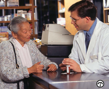 Don't hesitate to ask your doctor or pharmacist any question you may have about the medications you take.