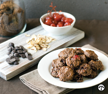 Black Forest Cookies are gluten-, grain- and dairy-free, which makes them a popular treat.