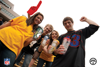 Tailgating is an instant way to create camaraderie among family, friends and strangers.