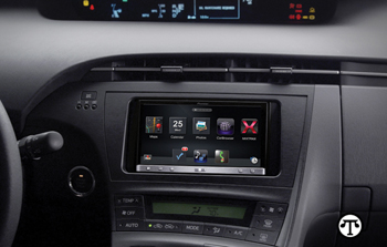 Your car can be connected so you can communicate efficiently and more safely.