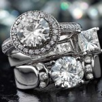 Charles & Colvard's Forever Brilliant jewelry is a