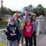 Dr. Lee Friedman, a radiologist from St. Petersburg, Fla., spends time with his family.
